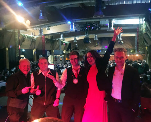 Band SHINE Party Passau Nandlstadtl Fasching Ball